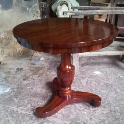 Hervé Iseli - Table restauration